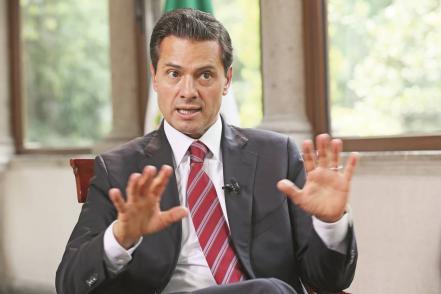 Peña Nieto: Nombramiento de fiscal puede darse después de elecciones de 2018