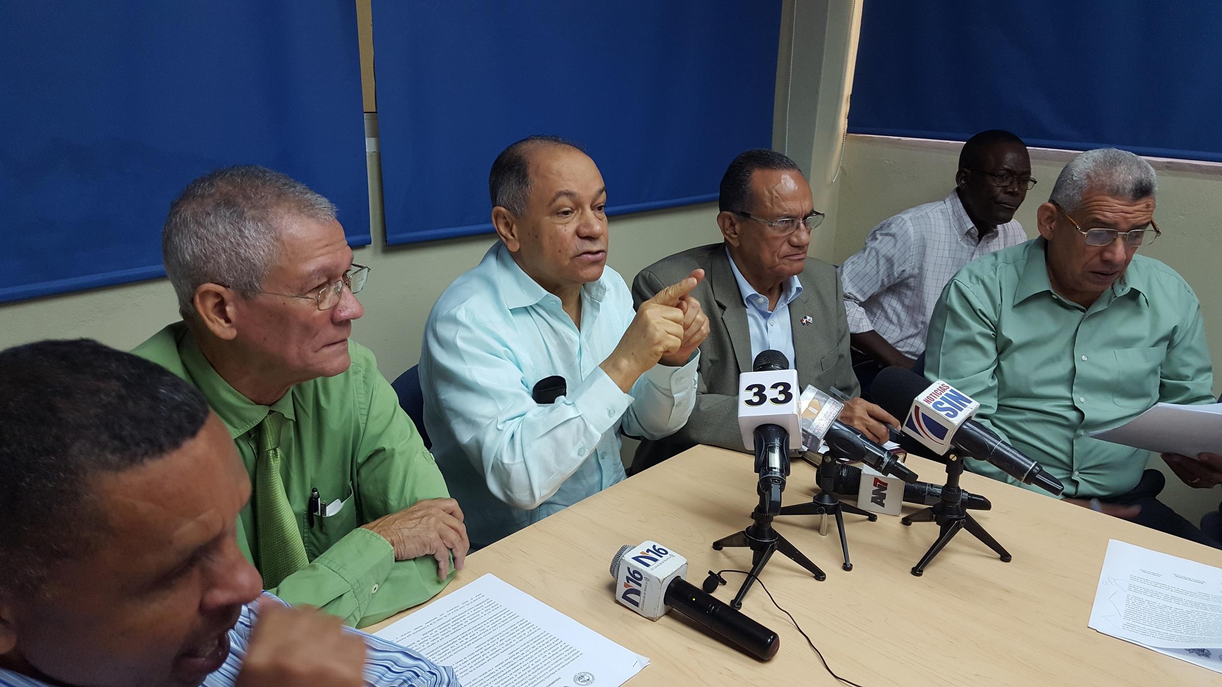 Centrales Sindicales llaman atención con relación al Presupuesto 2018