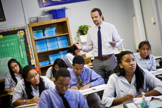 Culpar a los docentes por el bajo rendimiento es