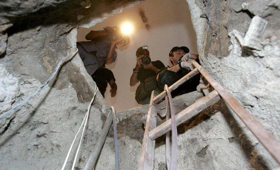 Detienen 16 personas en Brasil tras hallar un túnel que conectaba un banco