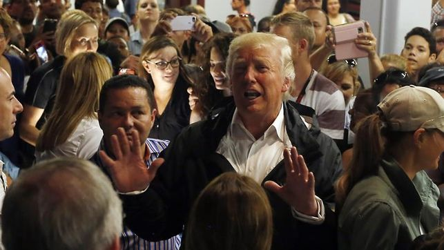 Trump afirma que la deuda de Puerto Rico tendrá que ser liquidada