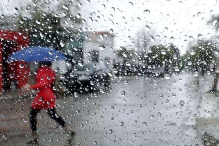 Vaguada provocará aguaceros aislados en algunos puntos del país, según la Onamet