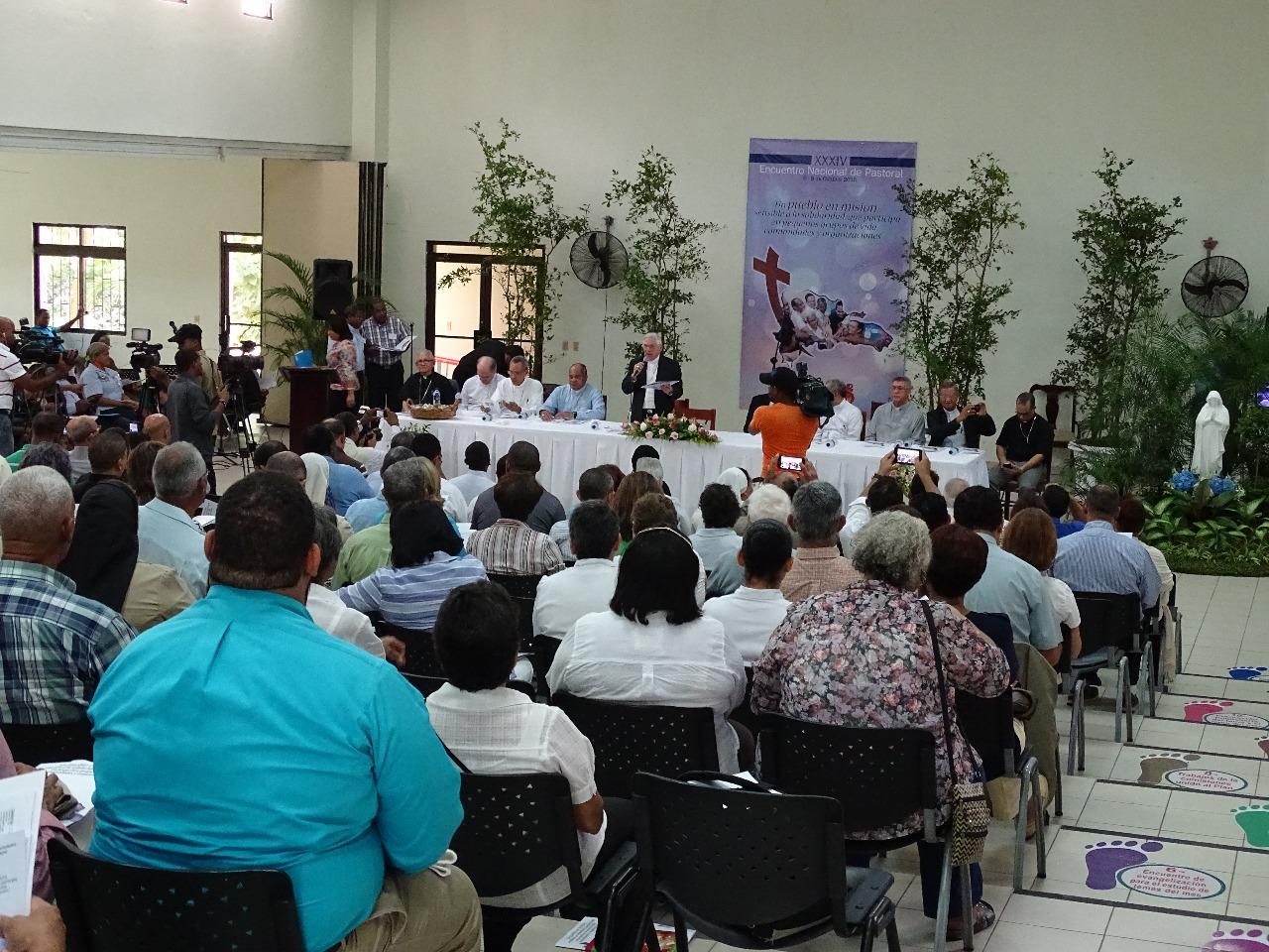 Conferencia del Episcopado Dominicano celebrará