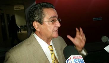 La justicia deberá demostrar la culpabilidad o no del presidente de la FED, dice rector UASD
