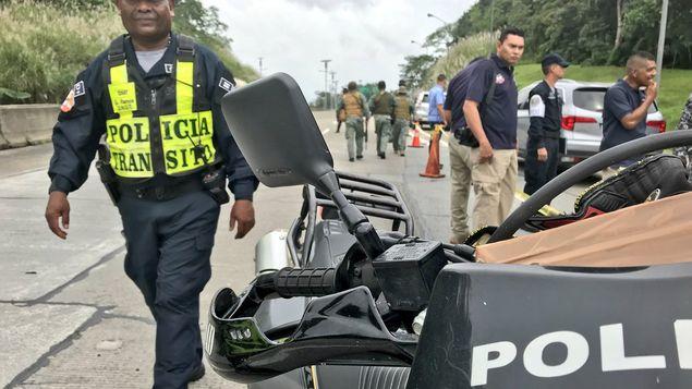 Asesinan a dos policías en Panamá y autoridades buscan a responsables