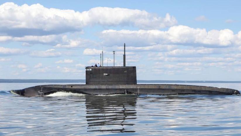 El submarino