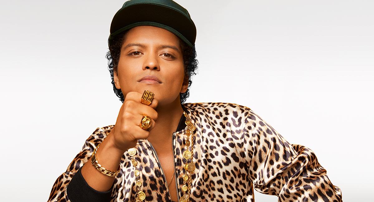 Bruno Mars, primera gran confirmación internacional para Rock in Rio Lisboa