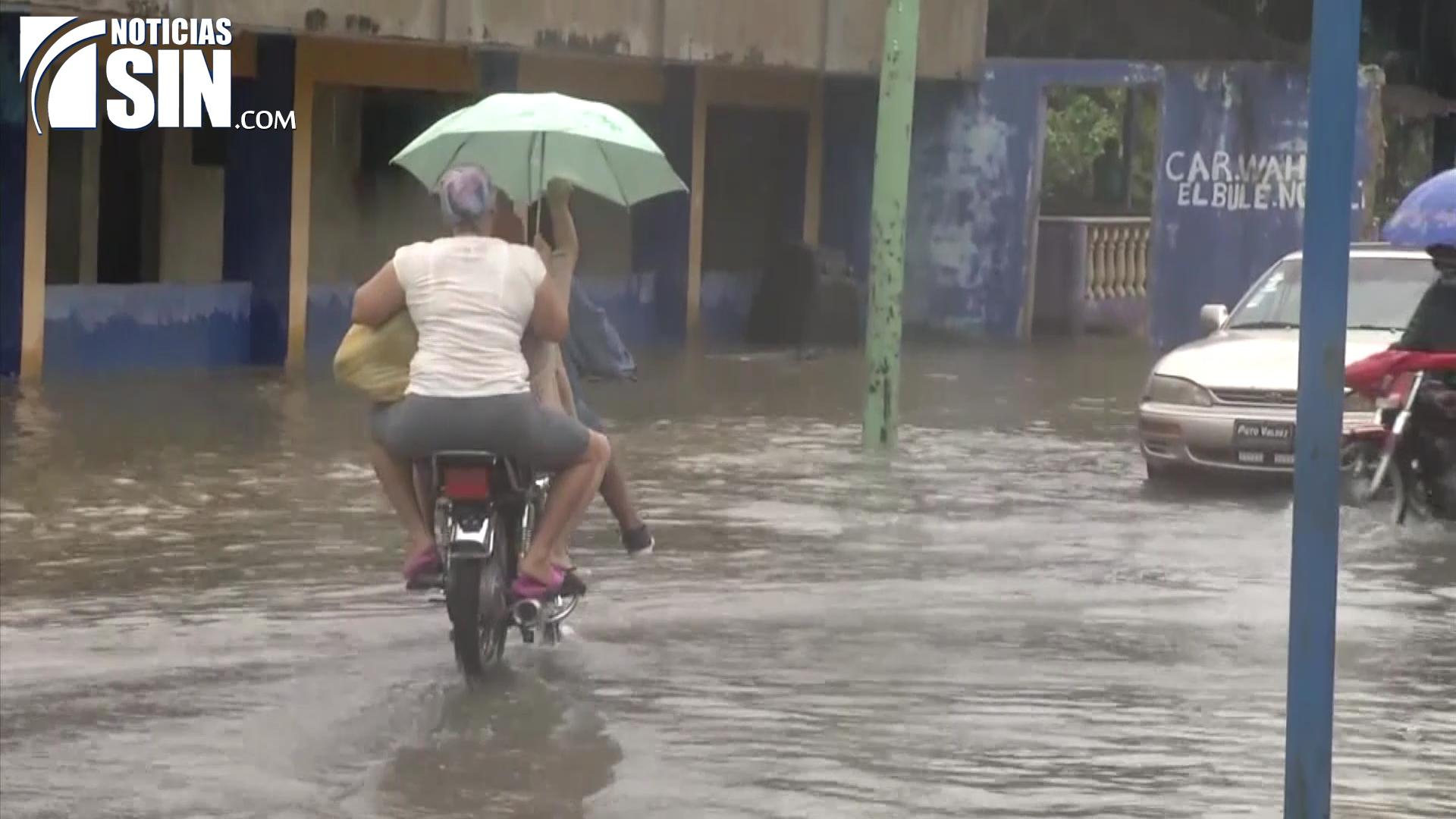 COE emite alerta verde para cinco provincias por posibles inundaciones y deslizamientos de tierra