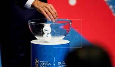 Italia se jugará su presencia en el Mundial contra Suecia