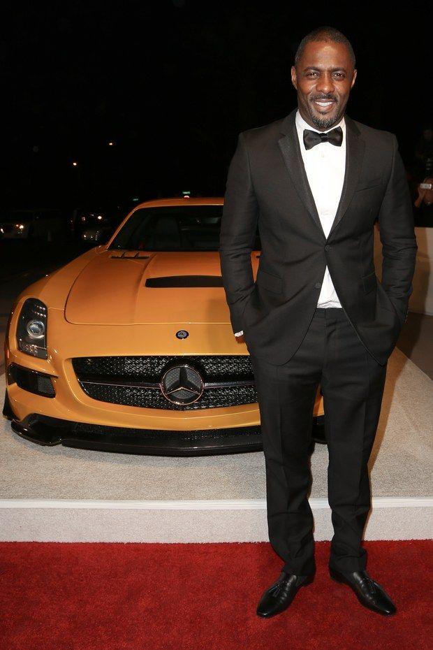 El actor Idris Elba presentará la gala de los premios 'The Best' en Londres