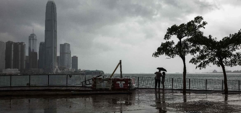 El tifón Khanun se debilita tras dejar más de 368.000 afectados en China
