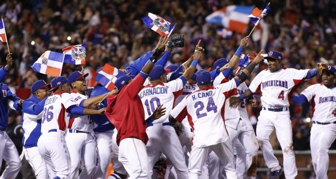 El béisbol dominicano define