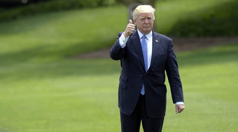 Donald Trump no visitará la frontera entre las dos Coreas durante su gira por Asia