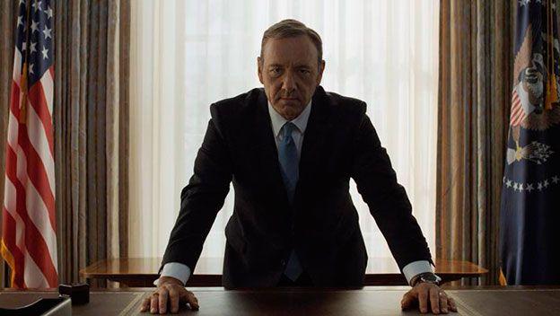 Netflix anuncia el fin de 'House of Cards' tras su sexta temporada