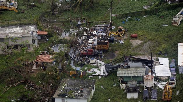 Puerto Rico reanuda el año escolar bajo el caos provocado por el huracán María