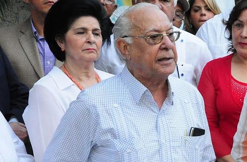 Fenece dirigente reformista Juan Arístides Taveras Guzmán; presidente declara duelo oficial este jueves 5