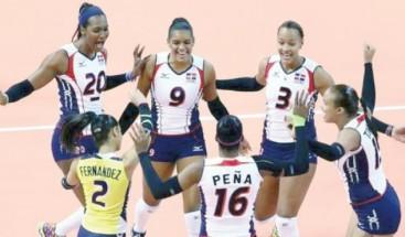Cuatro países buscarán en Santo Domingo boletos al Mundial de voleibol Japón