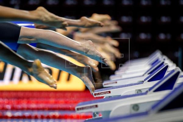 Brasil domina la jornada del domingo y se anota cuatro récord en la natación