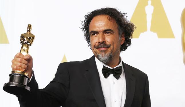 Academia entrega un Óscar especial a Iñárritu por su obra en realidad virtual