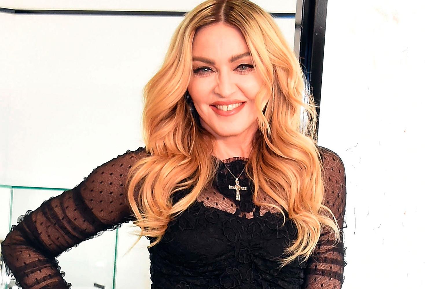 Madonna bromea con las dificultades que tiene para encontrar casa en Lisboa
