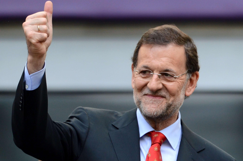 Rajoy expresa a Trump su