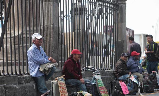 El desempleo en México disminuye al 3,6 % en septiembre a tasa anual