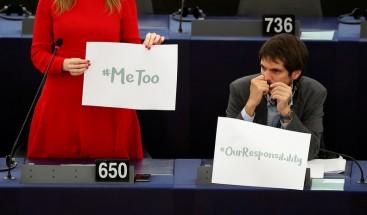 Reportan un constante problema de acoso sexual en el seno de la Comisión Europea