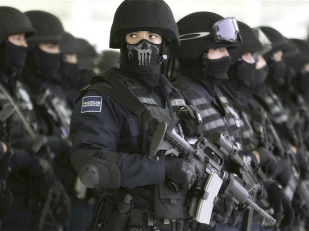 Ocho presuntos sicarios mueren en enfrentamiento con la Policía en México