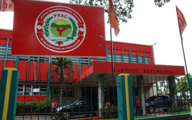PRSC somete recurso de revisión sentenciaTSE anula reunión del Directorio Presidencial