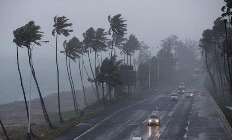 Las fuertes lluvias provocan una reducción en el servicio de agua en Puerto Rico