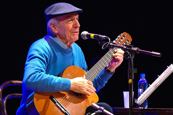 Fallece a los 78 años el cantautor uruguayo Daniel Viglietti