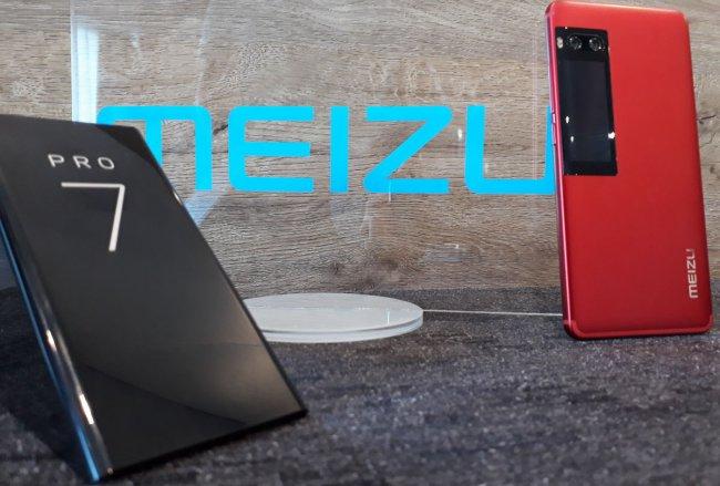 Meizu presenta en España Meizu Pro7, el móvil con dos pantallas
