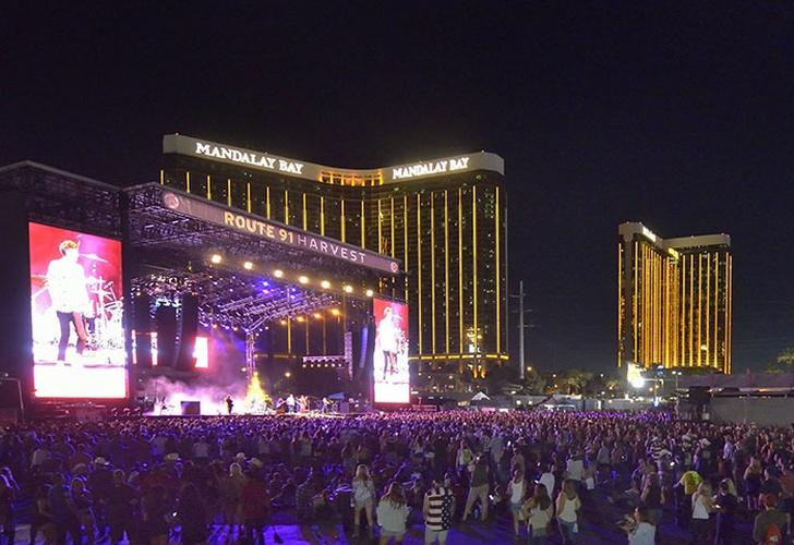 EEUU descarta amenazas creíbles en otros lugares tras el tiroteo en Las Vegas Nevada