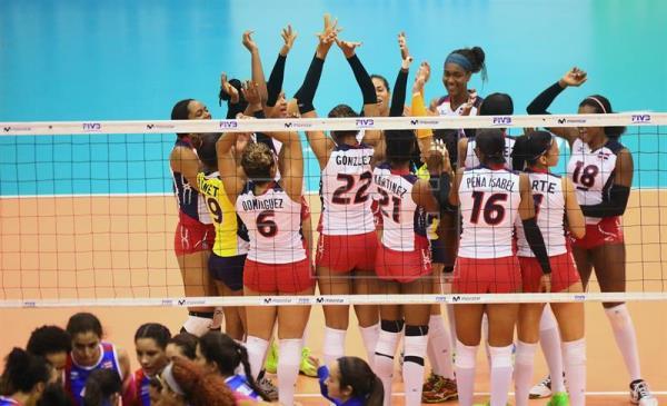 República Dominicana y Puerto Rico clasifican Mundial de Voleibol Femenino Japón 2018