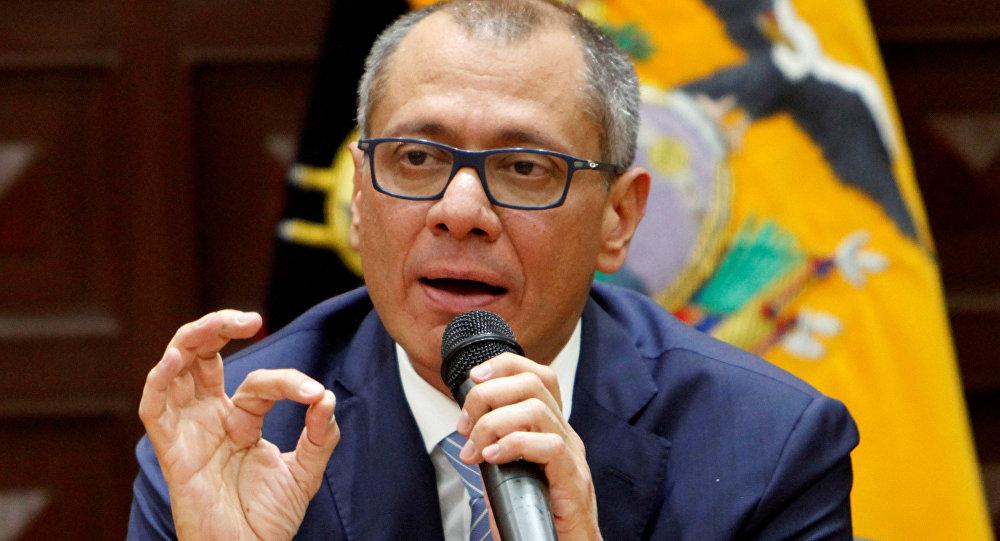 Vicepresidente de Ecuador insiste en inocencia en inicio juicio por Odebrecht