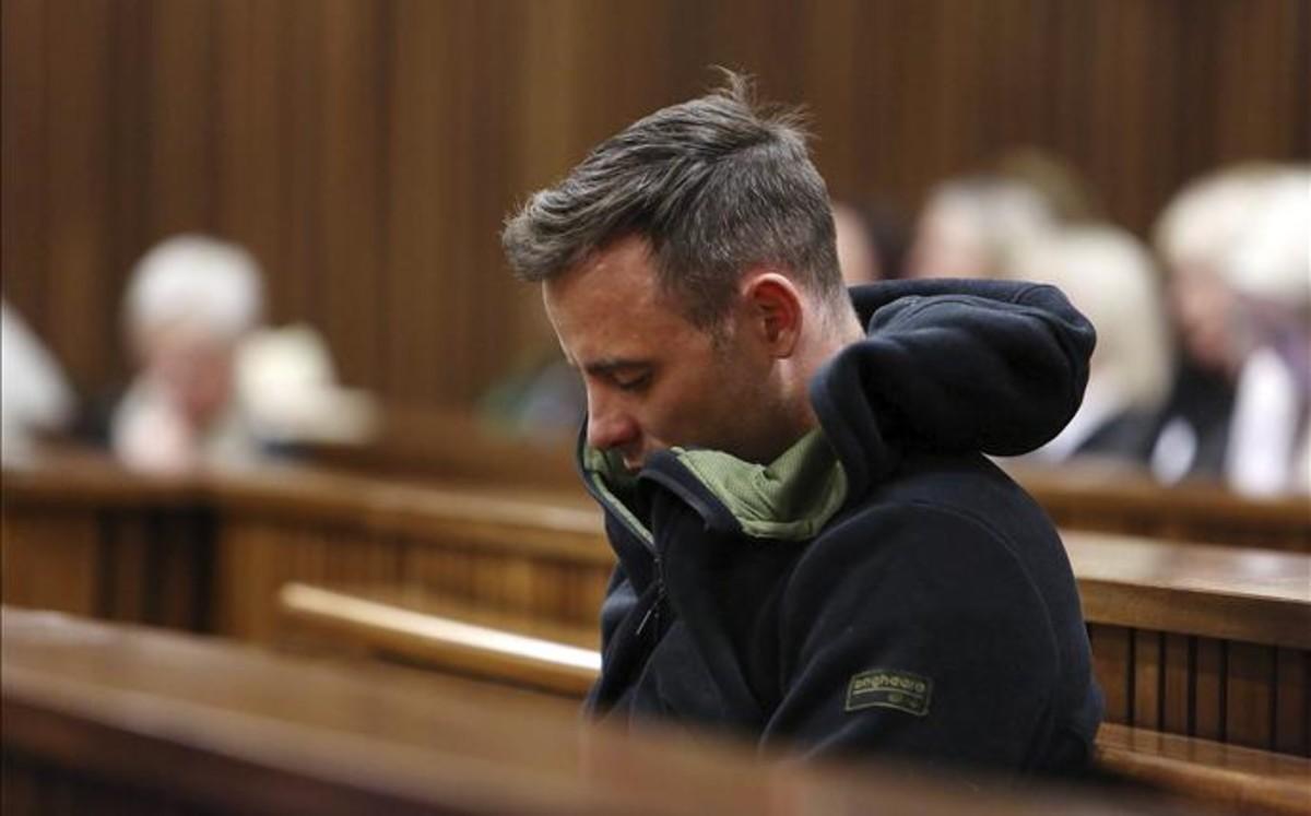 Fiscalía reclama que se eleve a 15 años de prisión la condena a Pistorius