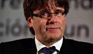 Fiscalía belga confirma que Puigdemont y exconsejeros se entregaron a Policía