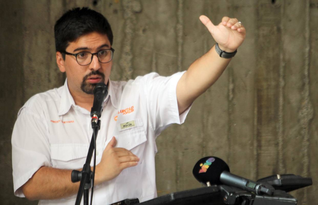 Supremo de Venezuela pide levantar inmunidad a vicepresidente del Parlamento