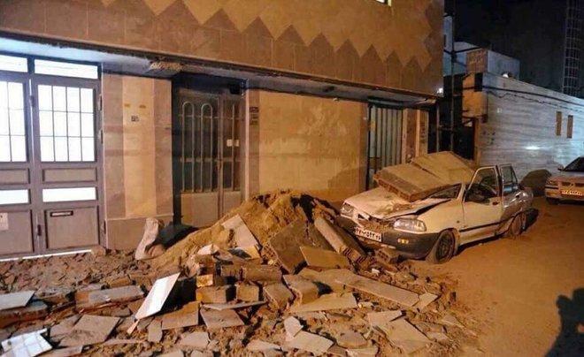 Al menos 30 muertos en Irán por terremoto de 7,3 grados en frontera con Irak