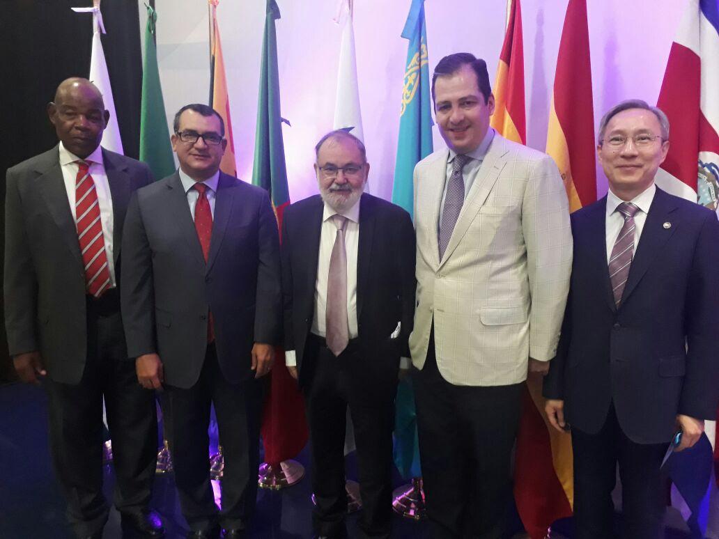TSE es electo vicepresidente Red Mundial de Justicia Electoral