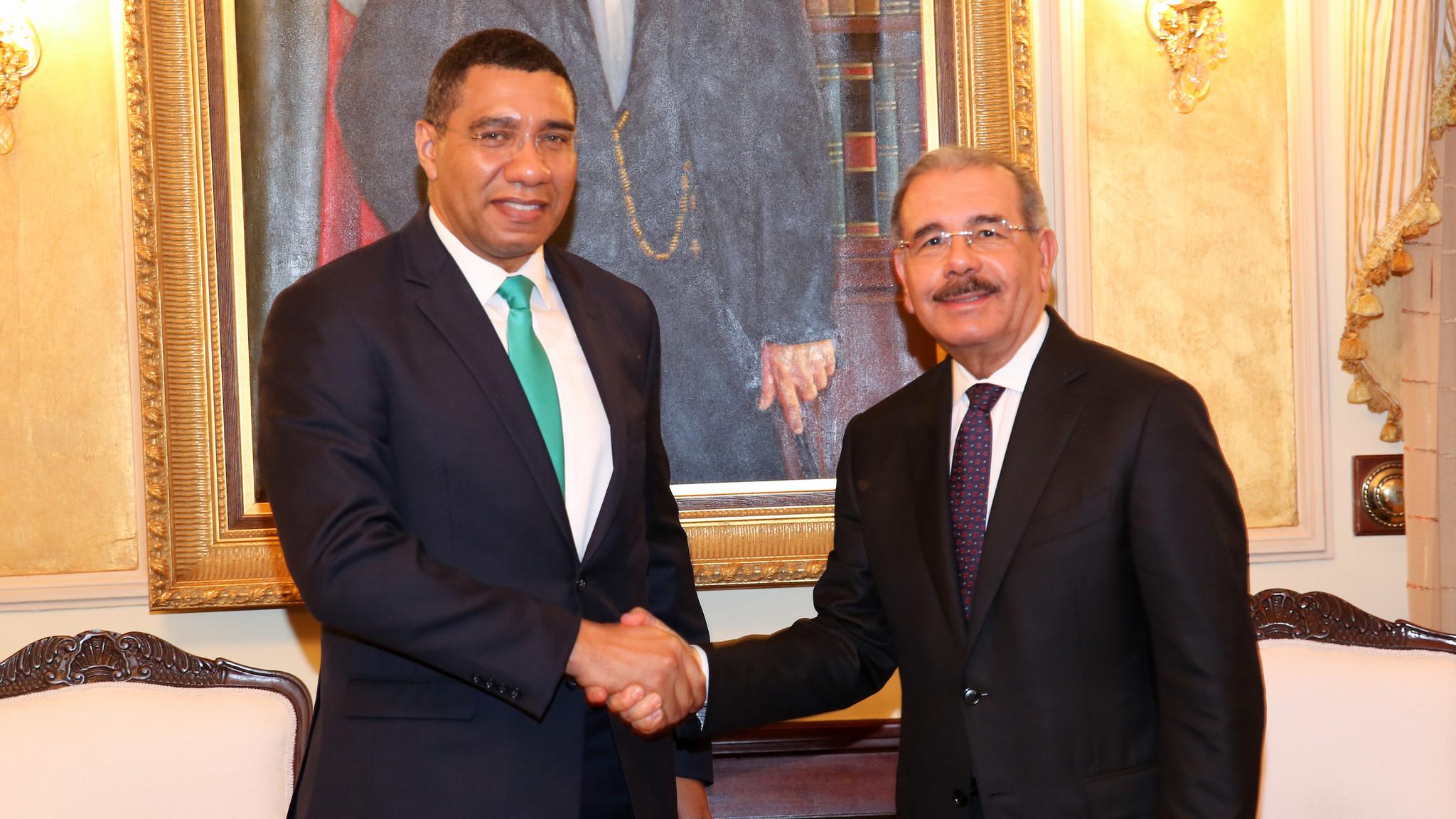 Danilo sale mañana hacia Jamaica en visita oficial y conferencia sobre empleo y turismo sostenible