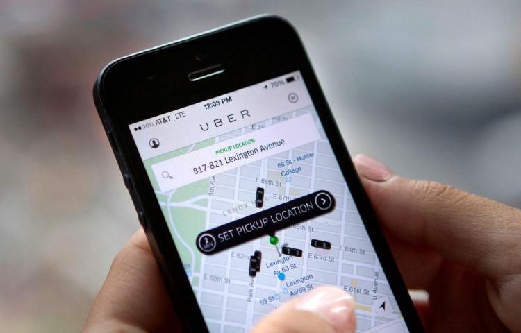 Uber encubrió una filtración de datos que afectó a 57 millones de usuarios