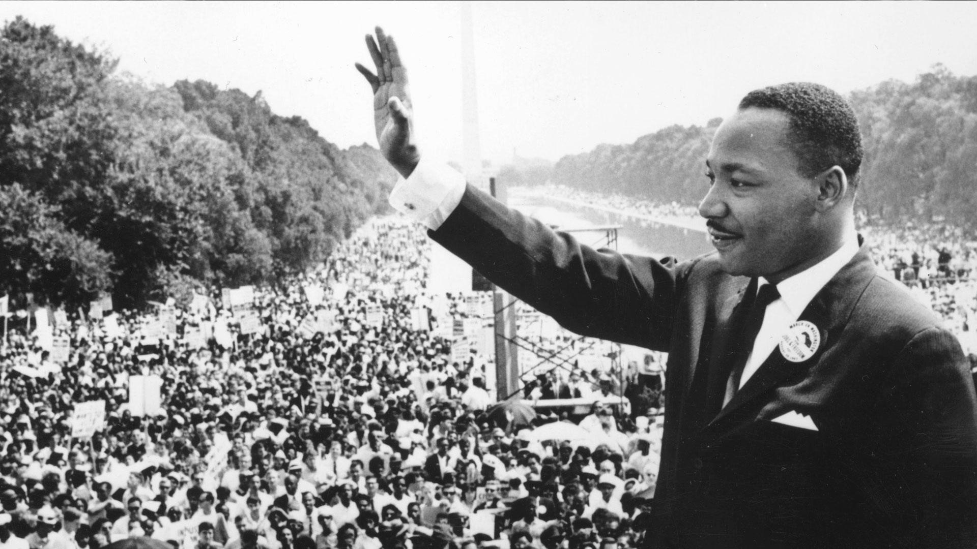 El FBI acusaba a Martin Luther King de