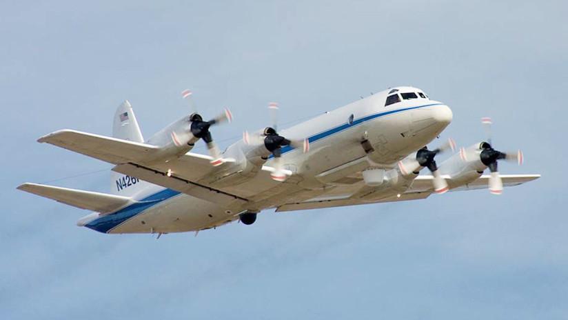 Avión de la NASA participa en la búsqueda del submarino argentino