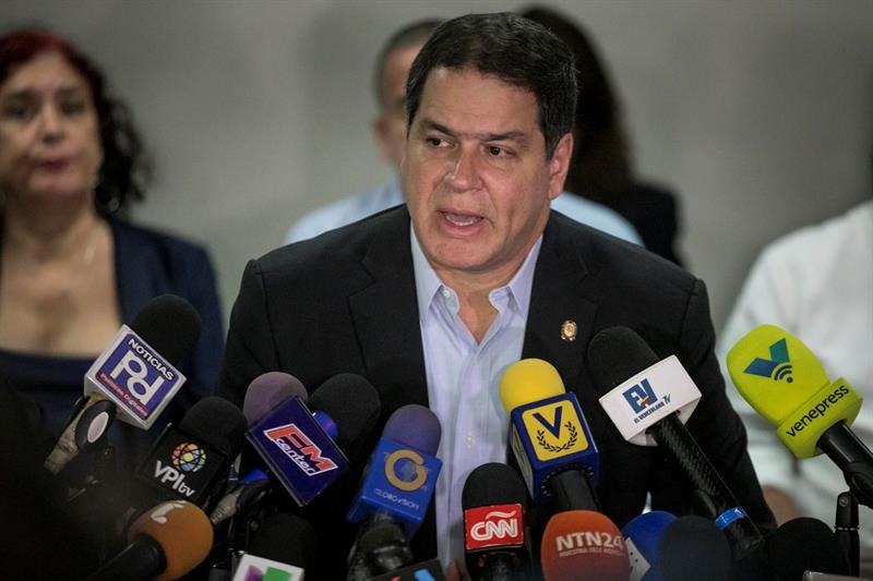 Oposición venezolana dice que mañana no se producirá diálogo en RD