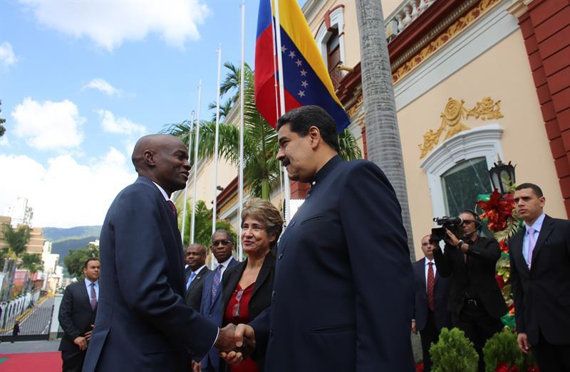 Venezuela renueva su compromiso de cooperación para el desarrollo con Haití
