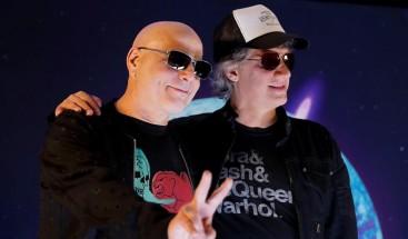 Soda Stereo prevé nuevas