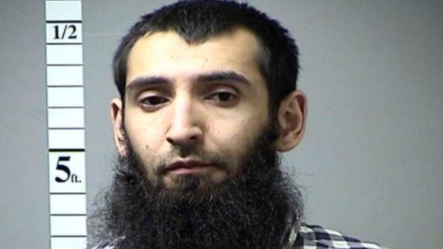 Saipov, del sueño americano a cometer el peor atentado en N.York desde el 11S