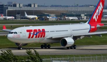 Anuncian inicio de operaciones de aéreas regulares de TAM Linhas Aéreas