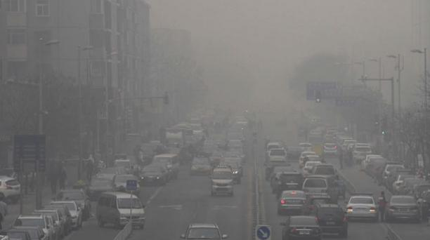 La contaminación del aire puede reducir el tamaño y la calidad del esperma